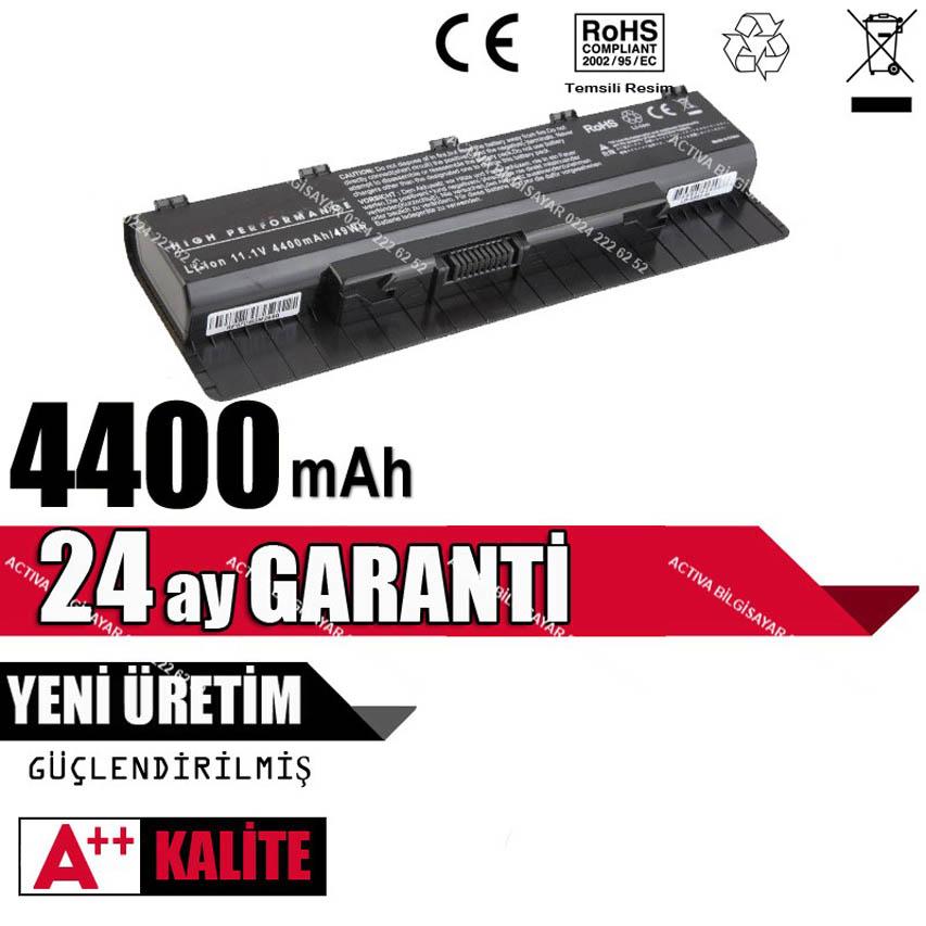 Asus N56V8 Laptop Bataryası, Pil