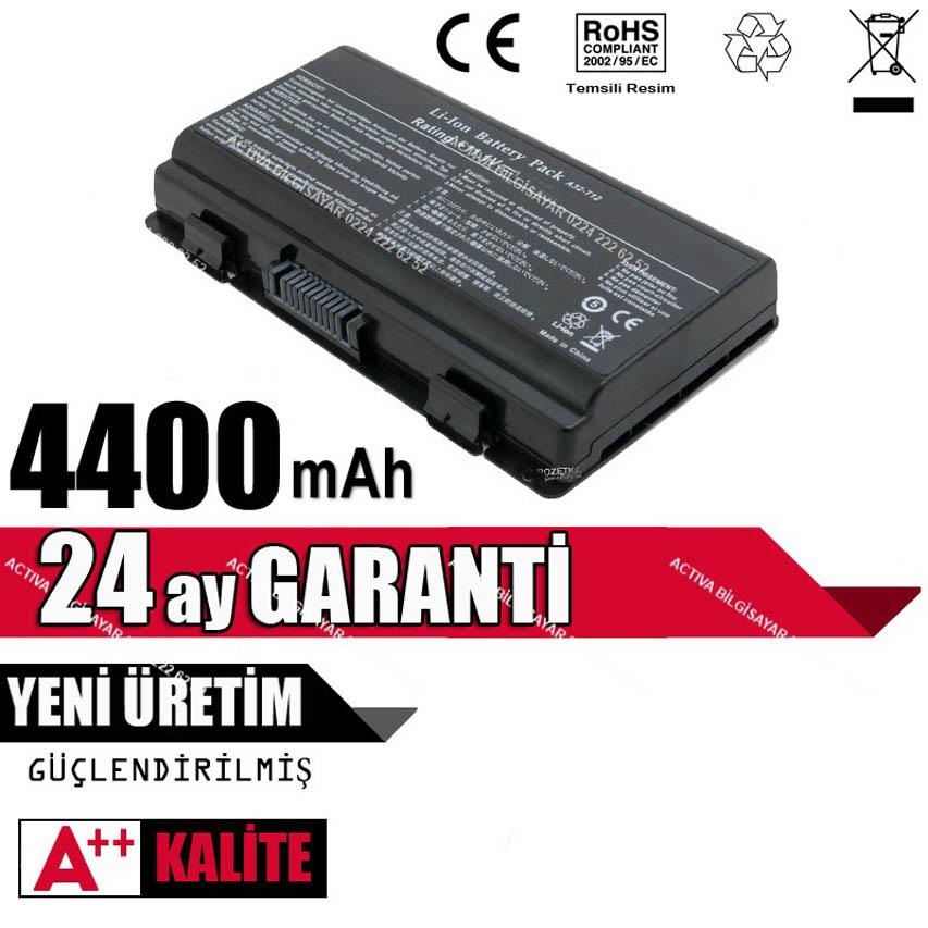 Asus X51H X51L X51R X51RL X58 X58C X58L X58Le Batarya A32-X51