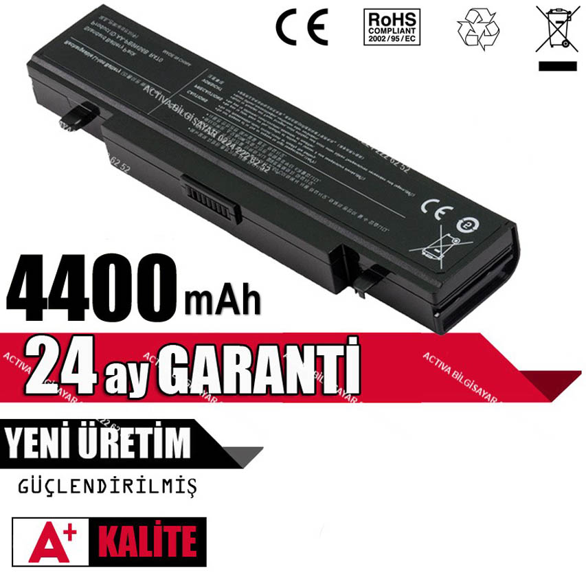 Samsung NP-RV411-S0BCN Uyumlu Batarya,Pil