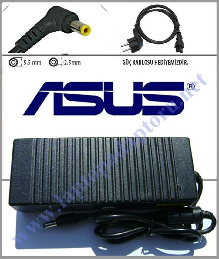 CASPER EXCALİBUR 15.6 G500.6700-B165P G5K 19v 6.3a laptop adaptörü şarj aleti