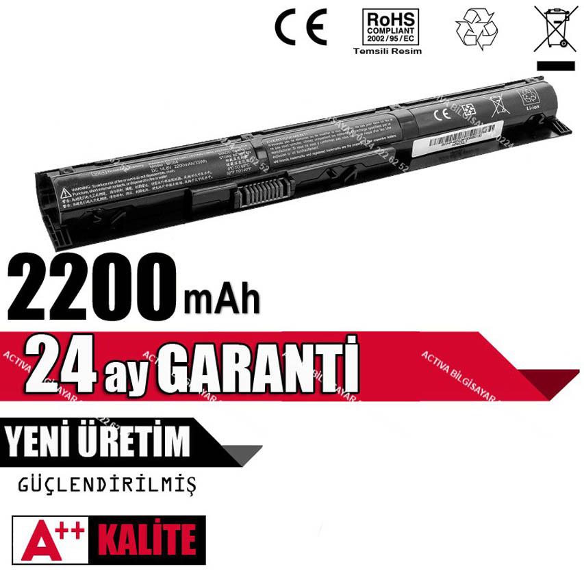 Hp 17-X001NG Uyumlu Laptop Bataryası, Pili