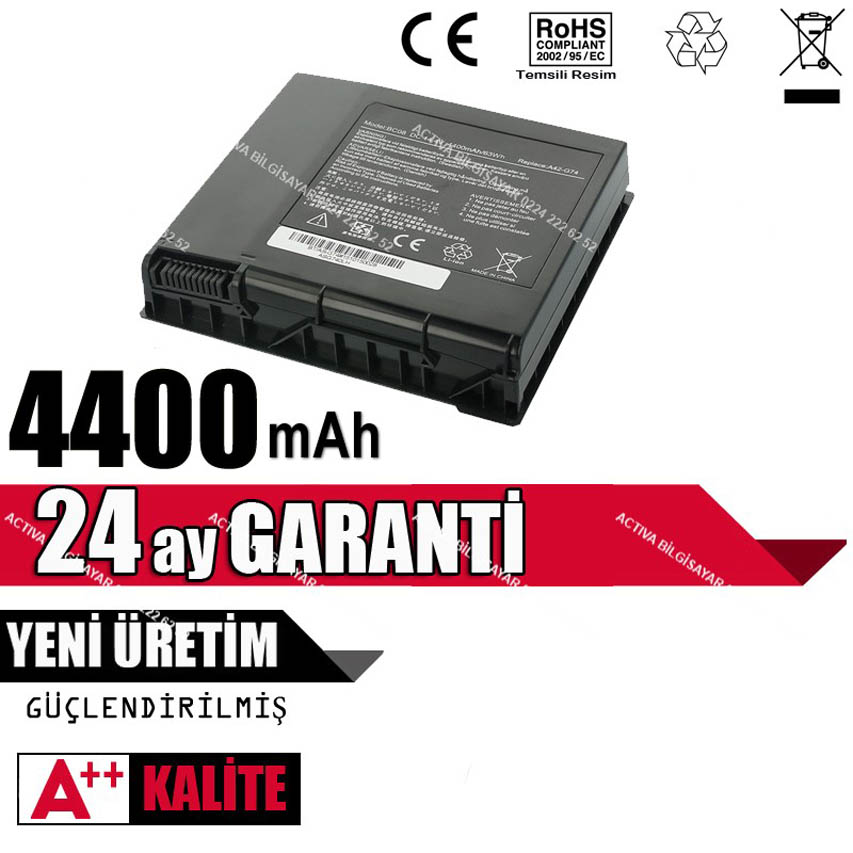 A42-G74 Asus Batarya, Pil (Laptop - Notebook)