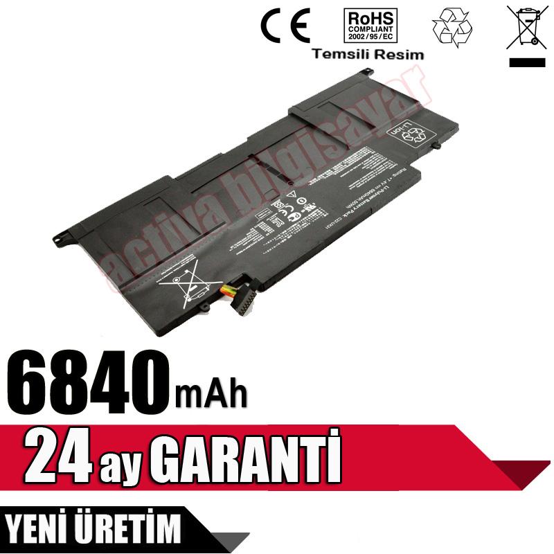 Asus Zenbook UX31A, Asus ZenBook UX31E Batarya Pil C22-UX31