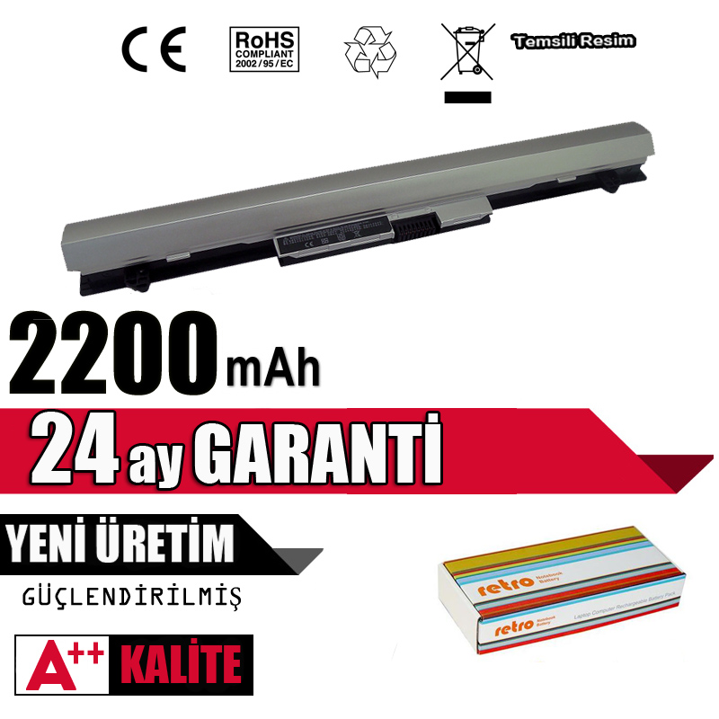 811347-001, 852741-831 HP Uyumlu Batarya Pil