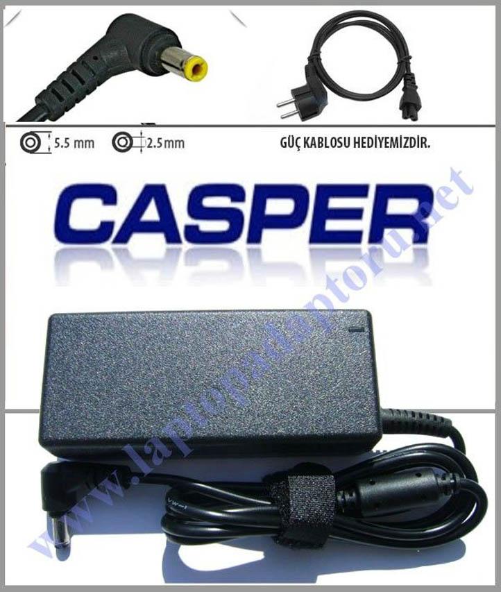 Casper C710.7200-8T45T Uyumlu Adaptör, Şarj Aleti 65w