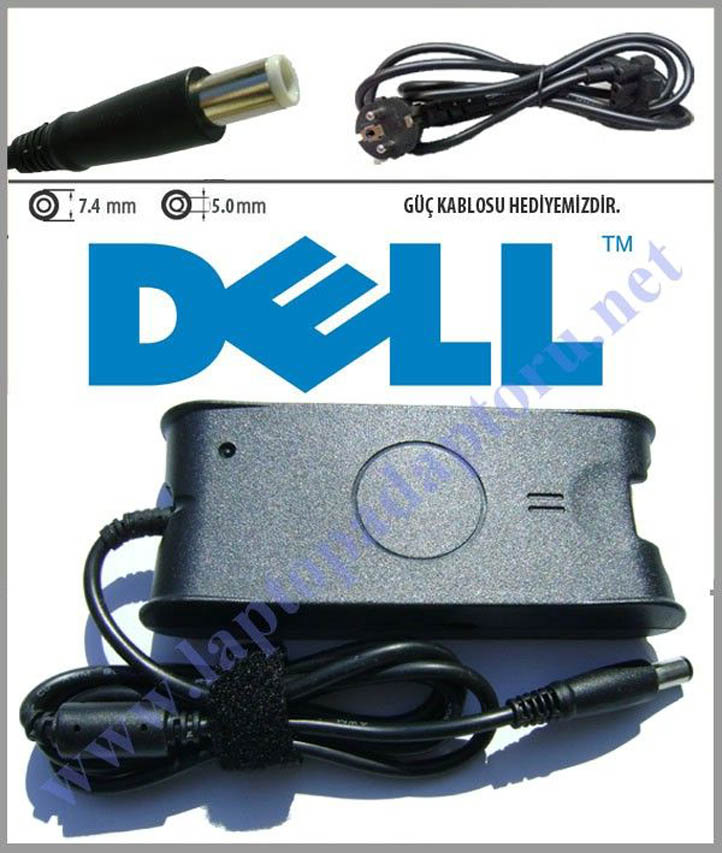 Dell İnspiron 1546 - 6379 P02F001 Uyumlu Adaptör Şarj Cihazı 90w