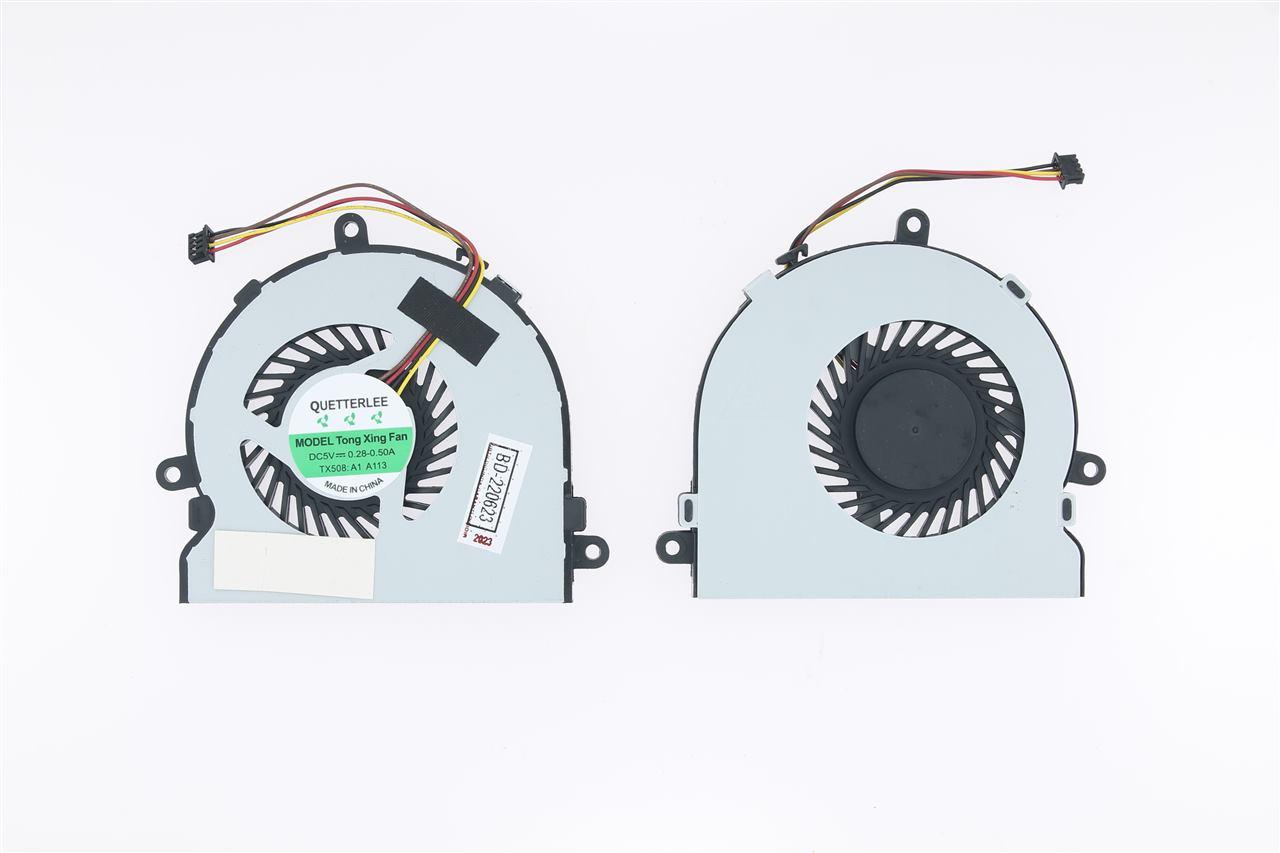 Hp 15-ac014nt 15-ac100nt 15-ac108nt 15-ac116nt TPN-C125 Soğtucu Fan