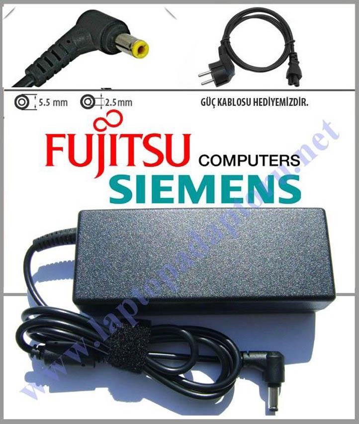 Fujitsu LifeBook A544 Notebook Adaptör Şarj Aleti 19v 4.74a