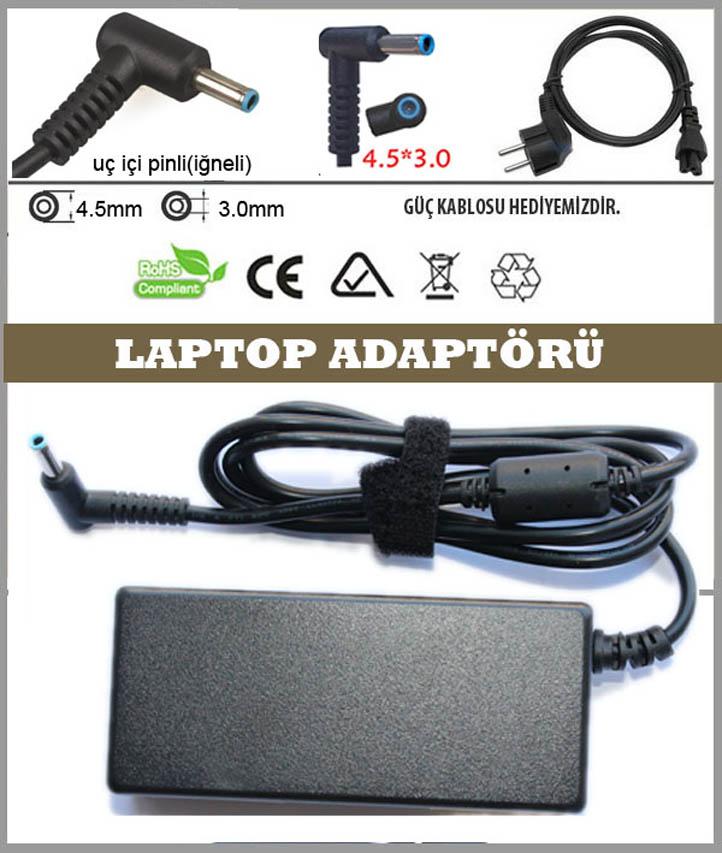 Hp 15-R202NT Uyumlu Laptop Şarj Aleti, Adaptör