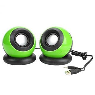 USB 2.0 Hoparlör 1+1 Speaker G-116 Hoparlör