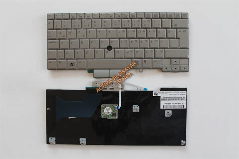 HP EliteBook 2740 2740P Laptop Klavyesi