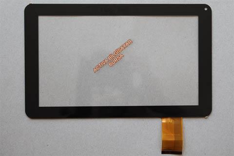 Freelander PD60-C Tablet Dokunmatik Siyah