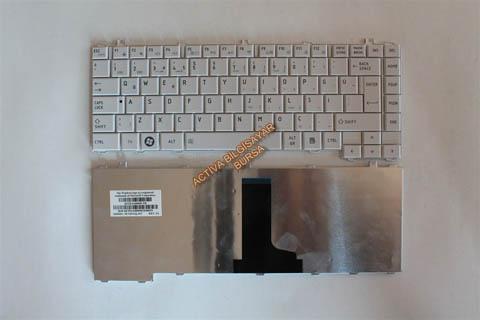Toshiba Satellite C600 Serisi Laptop Klavyesi Türkçe