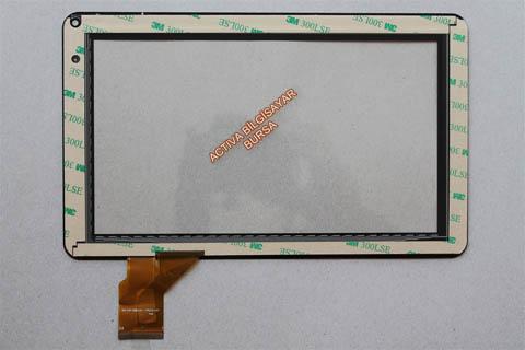 Navitech NeoTab H92 9 Inç Dokunmatik Panel H-0901A1-FPC02-02  1.Versiyon Resim 1