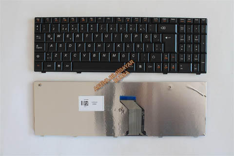 LENOVO G560 G565 Klavye Q-Türkçe