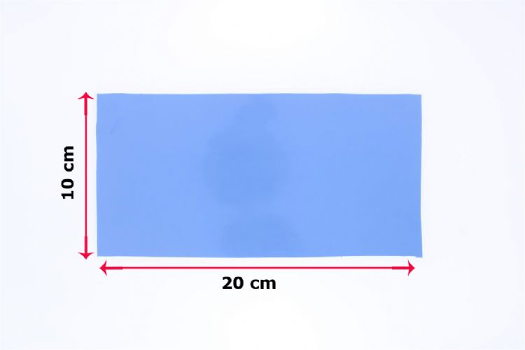 Laptop Sogutucu Termal Pad Ped 100mmx200mm 0.5mm