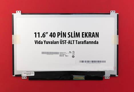AUO B116XW03 V.0 V0 11.6  WXGA SLIM LED EKRAN