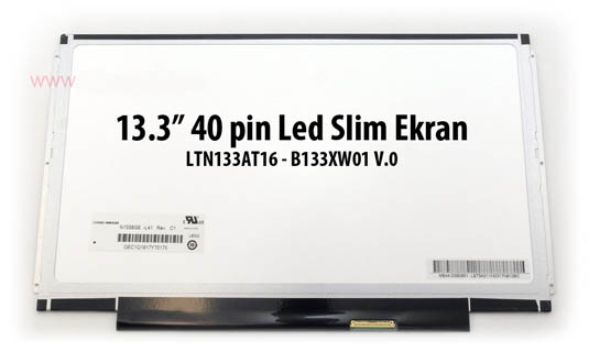 13.3 Slim LED NOTEBOOK EKRANI  LP133WH2-TLL3