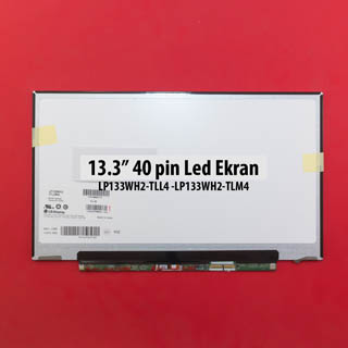 13.3 Ultra Slim Toshiba R705 Led Ekran