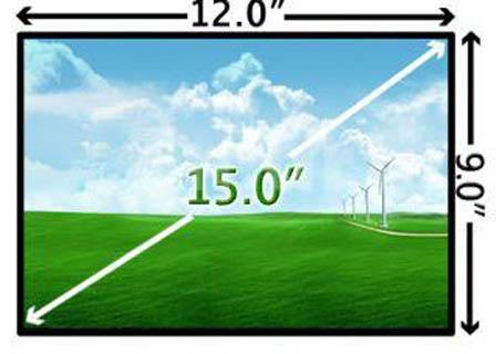 15.0 INC LCD 30 PIN NOTEBOOK LCD PANEL (EKRAN)