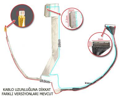 Compaq Mini 110c-1010ET LCD KABLO 6017b0245202