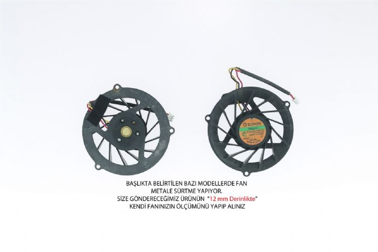 Acer Aspire 5737Z Uyumlu Fan