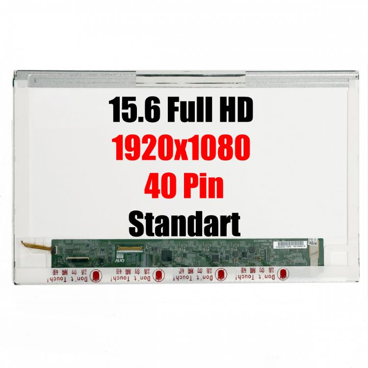 15.6 Full HD 1920x1080 LP156WF1-TLF3 - 40 Pin 15.6 Full HD Standart Parlak