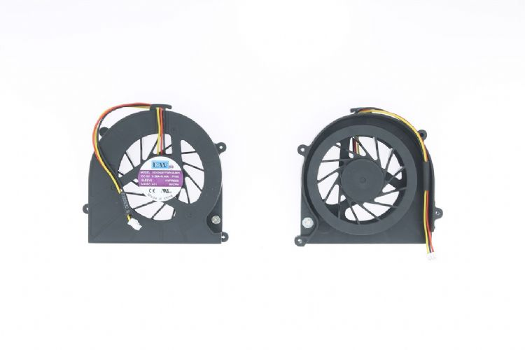 Toshiba Satellite L630, L630D, L635, L635D Fan 3 Pin MODEL-1