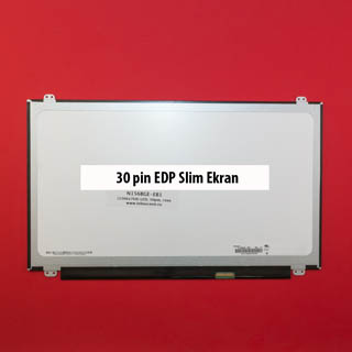 Packard Bell TE69KB Ekran, Slim Led 30 pin laptop lcd panel
