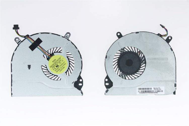 Hp Pavilion 15 SleekBook 15-b000, 15-b100 Uyumlu Laptop Fan