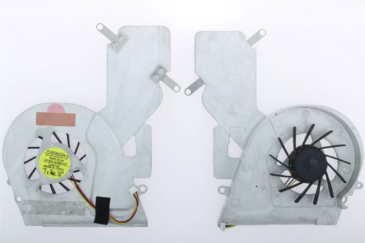 Toshiba Satellite A200, A205, A210, A215 Laptop Fan MODEL-1