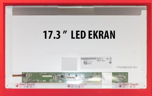 17.3  WXGA+ (1600x900 dpi) HD+ Parlak Ekran LED Aydınlatmalı CLAA173UA01A