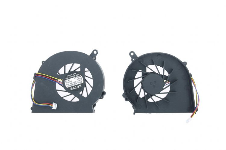 Compaq Presario CQ58-100, CQ58-200, CQ58-300 Laptop Fan 4 Pin