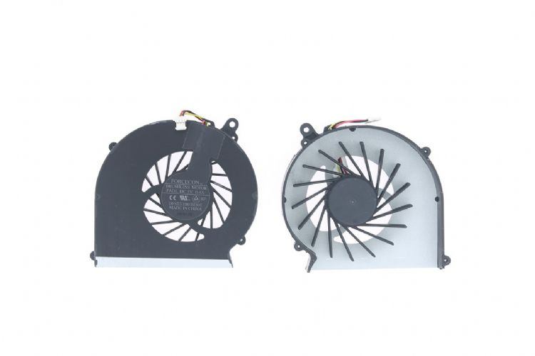 Hp 2000-100, 2000-200, 2000-300, 2000-400 Laptop Fan 3 Pin