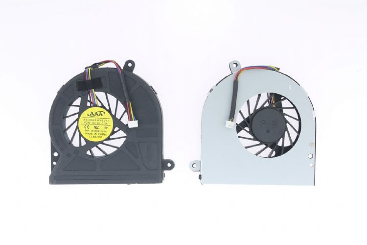 Toshiba Satellite C650, C650D, C655, C655D Fan 4 Pin MODEL-2