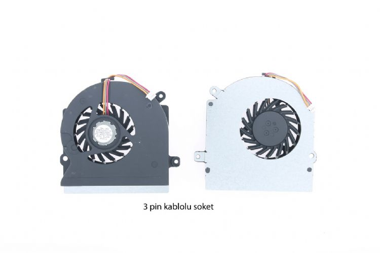 Toshiba Satellite L500, L500D, L505, L505D Notebook Fan MODEL-1