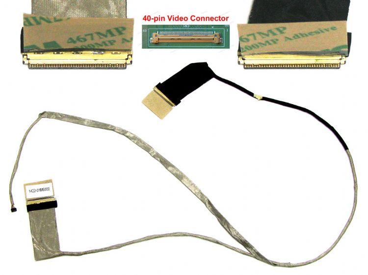 ASUS A550 X550 D551 R510 Lcd Kablo 1422-01M6000