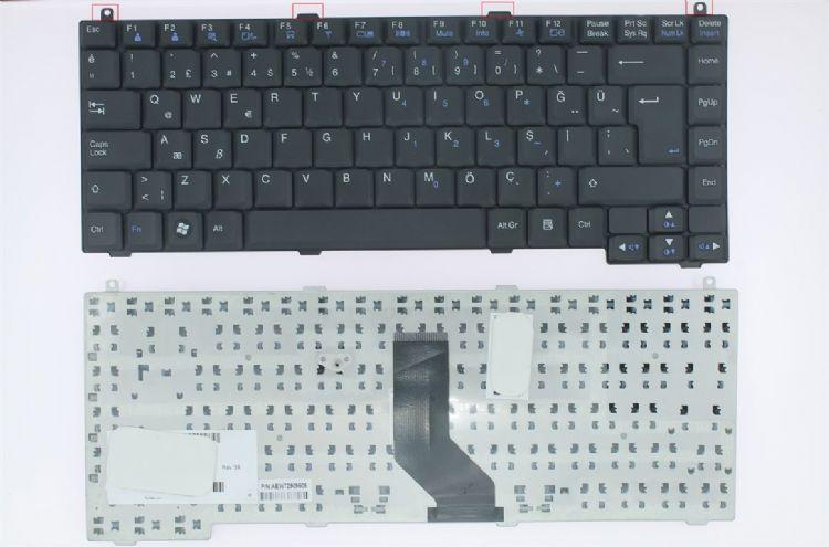 LG R410 P810 AEQL3A000010 QL3 Versiyon 1 Klavye