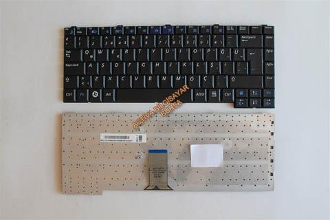 Samsung R60 Klavye Türkçe Siyah