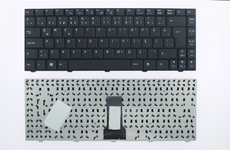 Acer eMachines D520 Klavye Türkçe