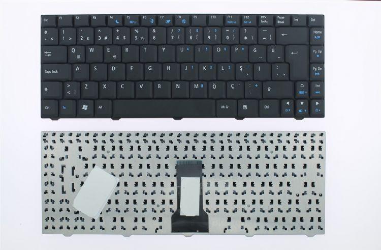Acer EMachines D520 Klavye siyah