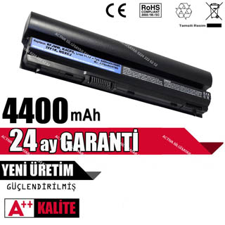 Dell Latitude E6120 Batarya Pil