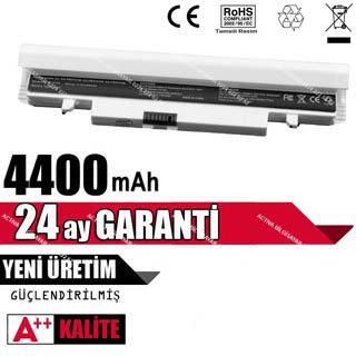 SAMSUNG N148  BATARYASI, LAPTOP BEYAZ PİL