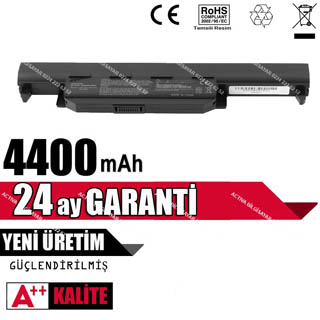 Asus X55C Laptop Bataryası