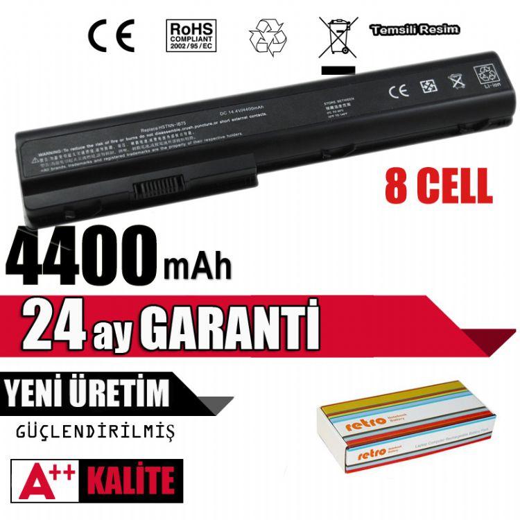 HP HDX18 Serisi Laptop Bataryası