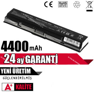 Toshiba Satellite A300-1HP LAPTOP BATARYA, PİL