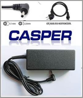 CASPER ADP40S-1902100 CBE, C18 Uyumlu Adaptör Şarj Aleti MODEL-1