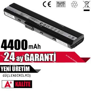 Asus K52JC-EX393D Uyumlu Laptop Batarya, Pil