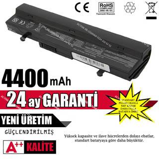 ASUS Eee PC 1001 BATARYASI, LAPTOP SİYAH  PİL