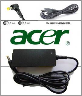 Acer SA230 bid 19v 1.58a LCD Monitor Adaptör ADS-40SI-19-3 19030E